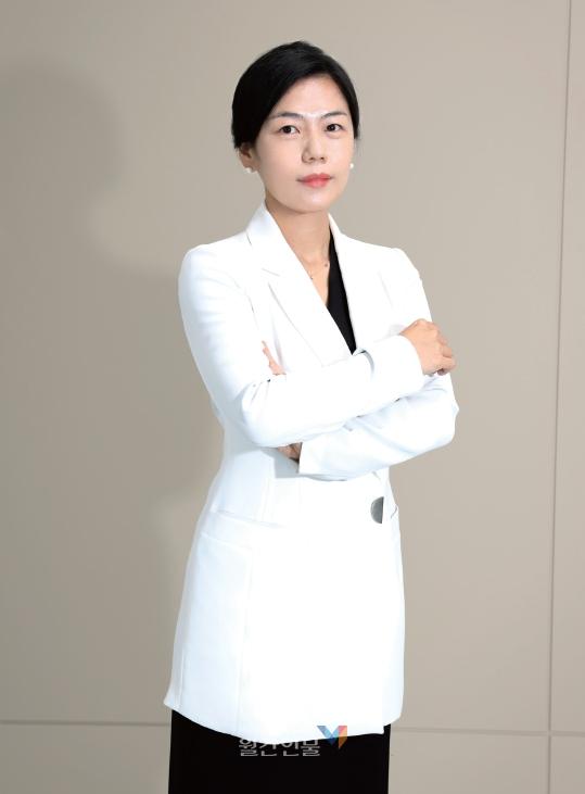 한림대학교 이미선 교수 Ⓒ김윤혜 기자